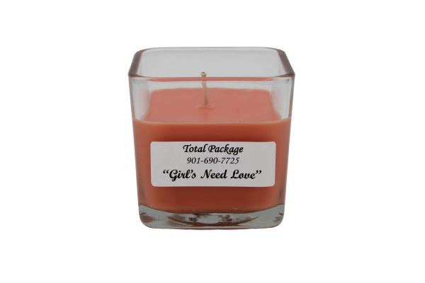 Girl Needs Love Candles