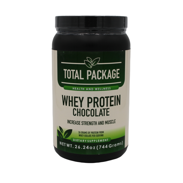 Whey Protein - Chocolate - Cropped