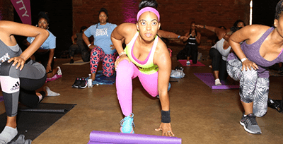 Total Package Health Fitness Class